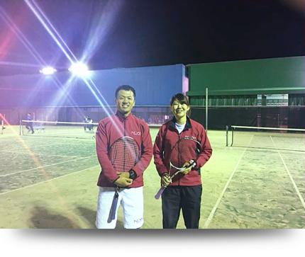 テニススクール・ノア 姫路校のソフトテニス・コーチ陣
